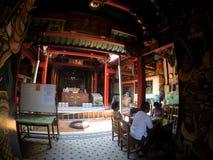 Adoración del chino Fotos de archivo