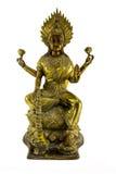 Adoración Lakshmi Foto de archivo