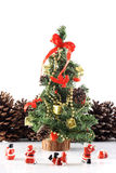 Adoration - Christmas Tree Royalty Free Stock Photo