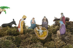 Adoration of the Magi Royalty Free Stock Photography