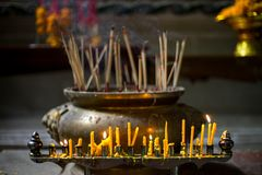 Adore al Buda Foto de archivo