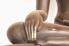 Adore la mano de Buda Foto de archivo