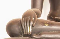 Adore a mão de buddha Foto de Stock