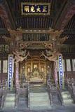 Adoração zheng dian Imagem de Stock