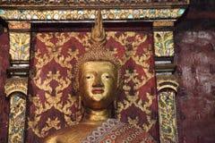 Adori il Buddha Fotografie Stock