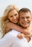 Adoring couple Royalty Free Stock Photography