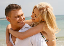 Adoring couple Stock Photo