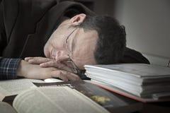 Adormecido Imagens de Stock