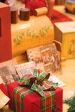 Adorment de la Navidad Foto de archivo libre de regalías