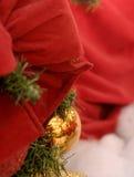 Adorment van Kerstmis stock foto's
