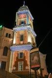 Adornado con una torre de reloj Imagen de archivo libre de regalías