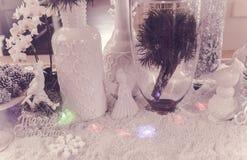 Adornado de la Navidad Imagen de archivo