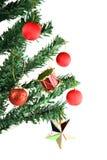 Adornado de la Navidad y del día de año nuevo. Imágenes de archivo libres de regalías
