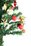 Adornado de la Navidad y del día de año nuevo. Fotos de archivo libres de regalías