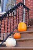 Adornamiento de Hoboken Halloween Imagen de archivo libre de regalías