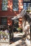 Adornamiento de Hoboken Halloween Fotos de archivo libres de regalías