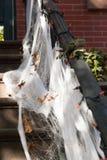 Adornamiento de Hoboken Halloween Foto de archivo