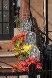 Adornamiento de Hoboken Halloween Foto de archivo libre de regalías