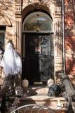 Adornamiento de Hoboken Halloween Fotos de archivo