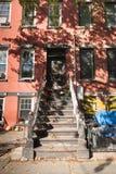 Adornamiento de Hoboken Halloween Imágenes de archivo libres de regalías