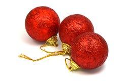 Adornamiento de la bola Imagen de archivo libre de regalías