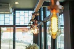 Adornamiento de la luz, de la tienda del concepto de la decoración o del sitio web Fotografía de archivo libre de regalías