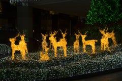 Adornamiento de la Navidad del estilo Fotografía de archivo libre de regalías