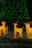Adornamiento de la Navidad del estilo Imágenes de archivo libres de regalías