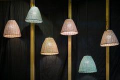 Adornamiento de las lámparas de la linterna de la ejecución Fotos de archivo