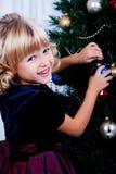 Adornamiento del árbol de navidad 6 Fotos de archivo