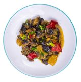 Adorne de diversas verduras Imagen de archivo