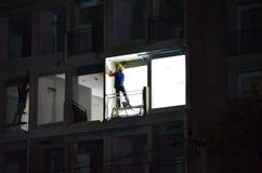Adorne el edificio Fotografía de archivo