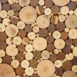 Adorne el fondo de madera de la textura Fotografía de archivo libre de regalías
