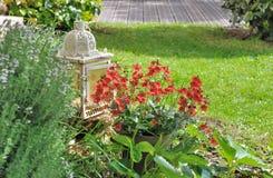 Adorne el jardín Foto de archivo libre de regalías