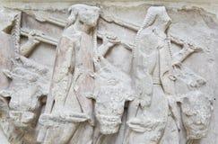 Adorne en el museo de Delphi, Grecia Foto de archivo libre de regalías