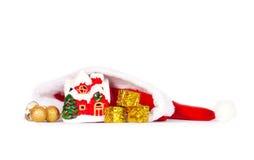 Adorne en la Navidad Foto de archivo libre de regalías