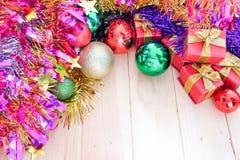 Adorne la Navidad Imagen de archivo