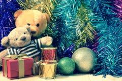 Adorne la Navidad Imagenes de archivo