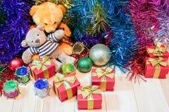 Adorne la Navidad Imágenes de archivo libres de regalías