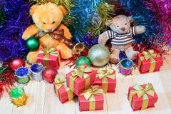 Adorne la Navidad Fotografía de archivo