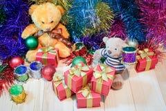 Adorne la Navidad Fotos de archivo