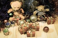 Adorne la Navidad Fotos de archivo libres de regalías