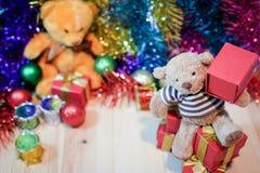 Adorne la Navidad Fotografía de archivo libre de regalías