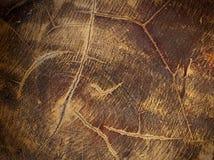 Adorne la textura de madera Fotos de archivo libres de regalías