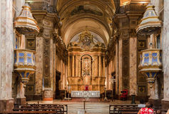 Buenos Aires Cathedral Stock Image