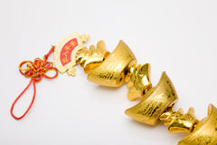 Adornment for chinese  lunar new year Royalty Free Stock Photos