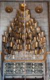 Adorno azul Estambul de la mezquita Fotos de archivo libres de regalías