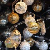 Adorno de la Navidad Foto de archivo