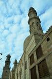 Adorno de la puerta del barqoq del sultán en Egipto Fotos de archivo libres de regalías