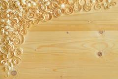 Adorno del carpintero Fotografía de archivo